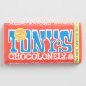 Tony's Chocolonely Milk Chocolate Bar