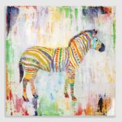 Magical Zebra by Janet Tava