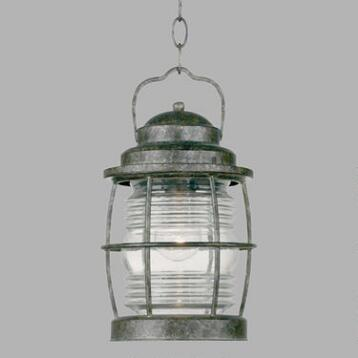 Glass and Flint Outdoor Sami Lantern Pendant