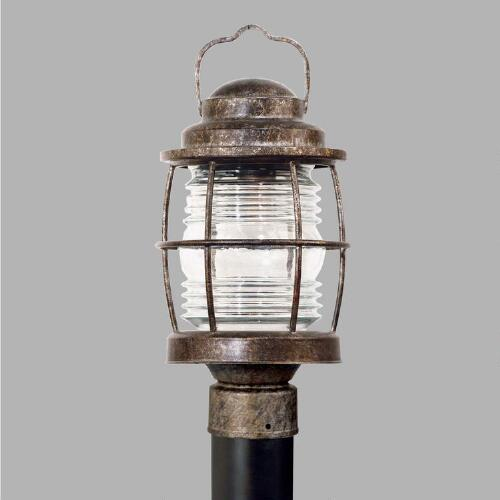 Glass and Flint Outdoor Sami Post Lantern