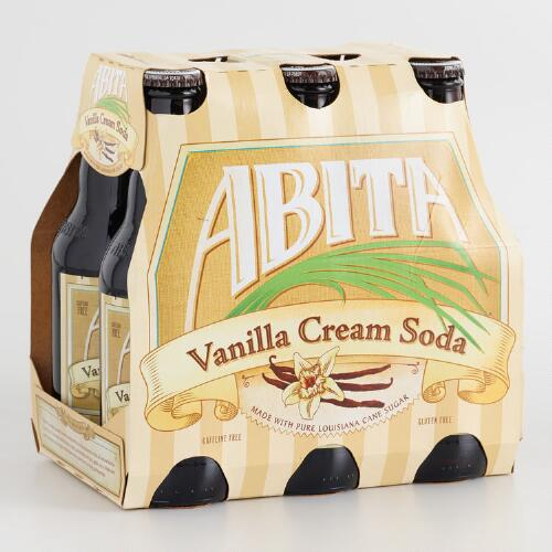 Abita Vanilla Cream Soda 4 Pack
