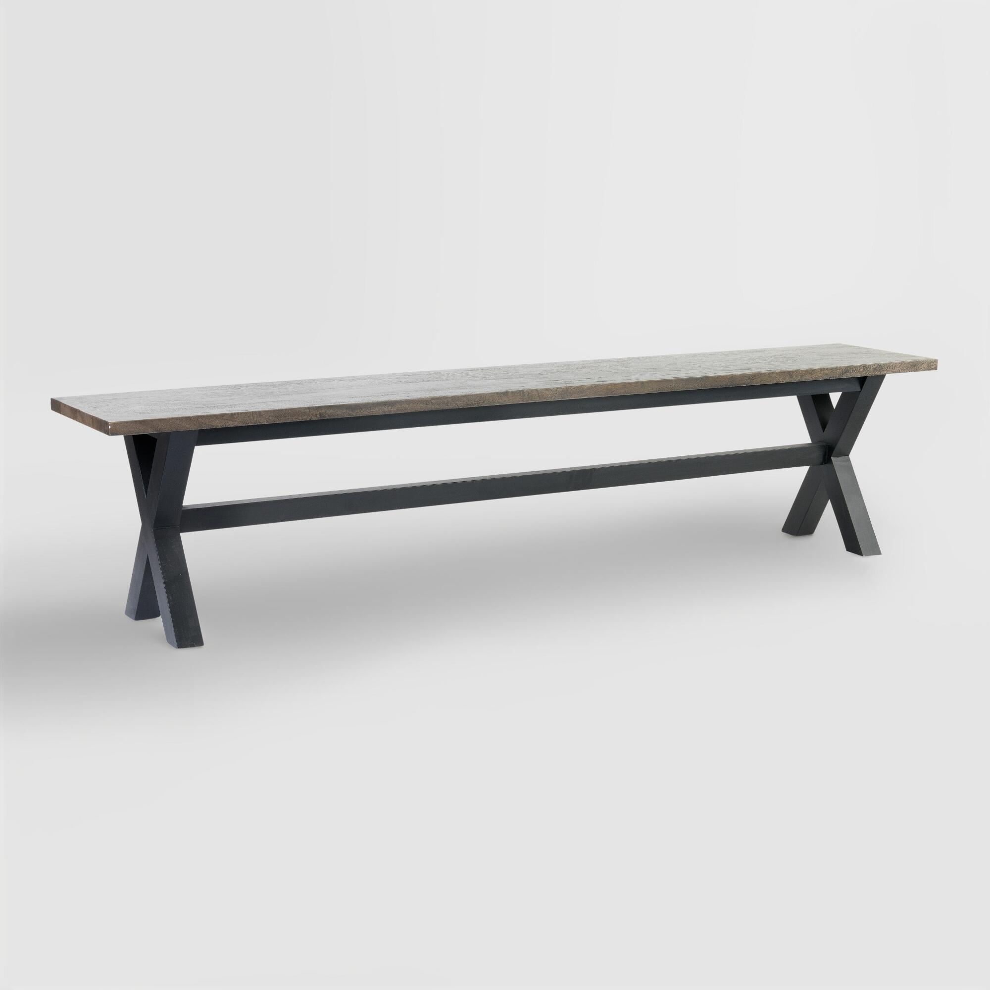 black wood orrin dining bench world market