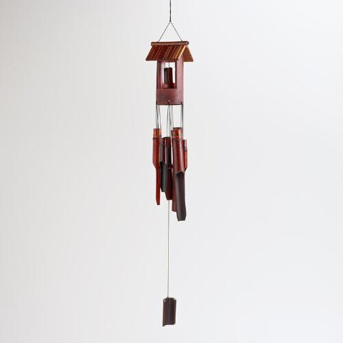 Bamboo Wishing Well Wind Chime