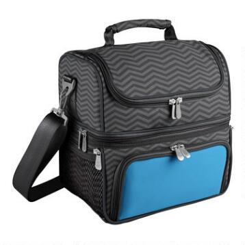 Pranzo Waves Insulated Picnic Cooler for One