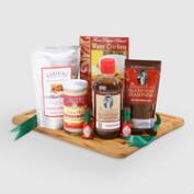 Demitri Bloody Mary Cutting Board Gift Basket