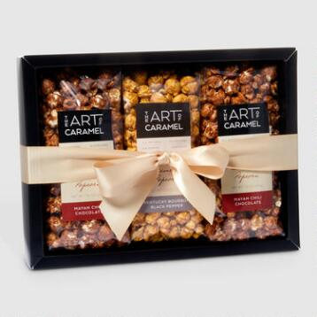 Some Like It Hot Caramel Popcorn Gift Set