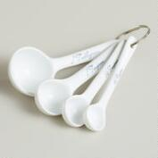 Porcelain Measuring Spoons Set