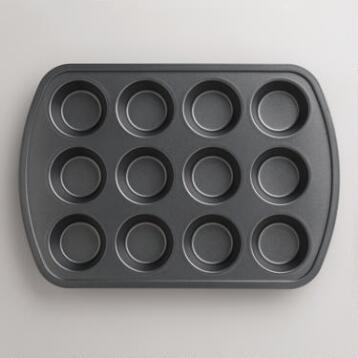 Metal Nonstick 12c Muffin Pan