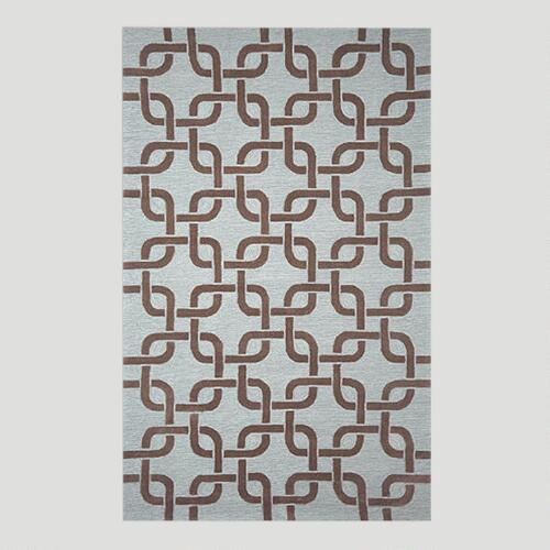 Driftwood Chains Indoor-Outdoor Rug
