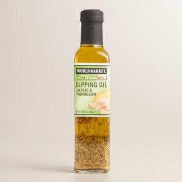 World Market® Garlic Parmesan Dipping Oil