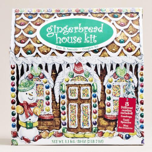Cobblestone Kitchens Gingerbread House Kit
