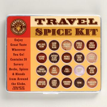 Travel Spice Kit