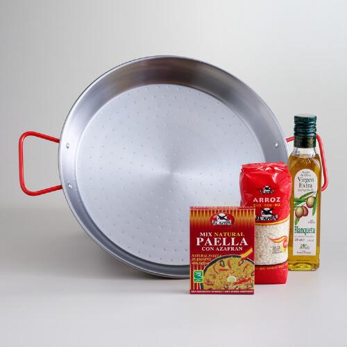 El Avion Paella Set
