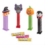 Pez Halloween Dispensers, Set of 4