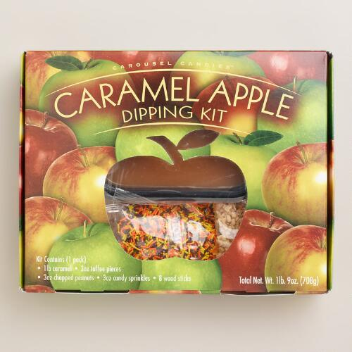 Caramel Apple Dipping Kit