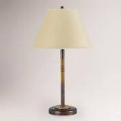 Soho Table Lamp, Rust