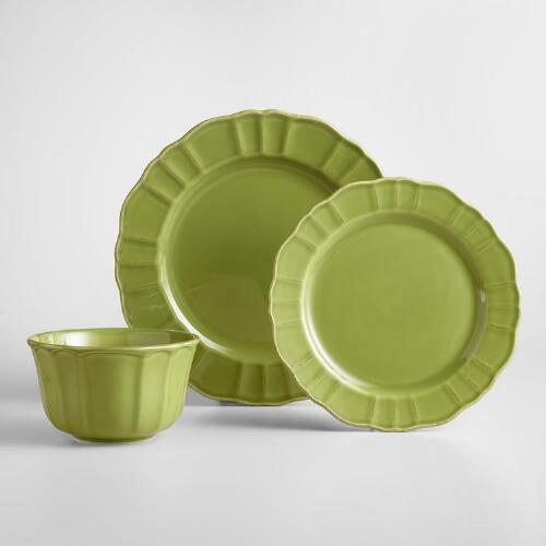 Verde Bowls, Set of 4