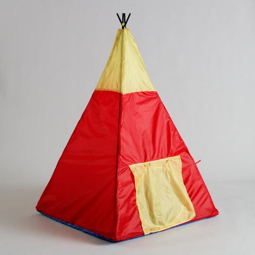 Tepee Pop Up Tent
