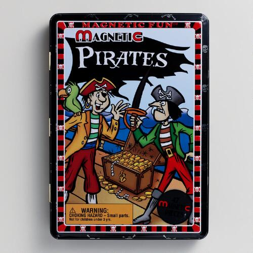 Magnetic Pirates