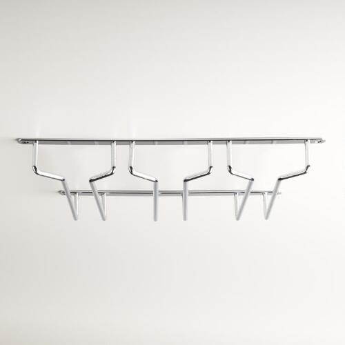 Chrome Wire Stemware Holder