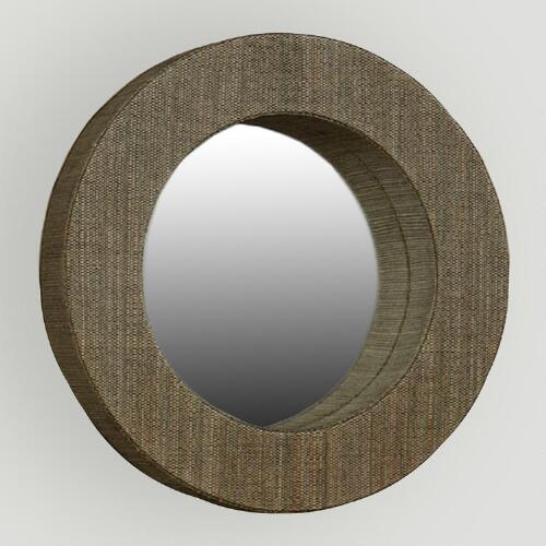 Mendong Round Mirror