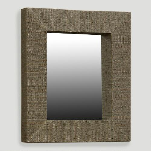 Mendong Rectangular Mirror