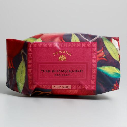 Pomona Turkish Pomegranate Bar Soap