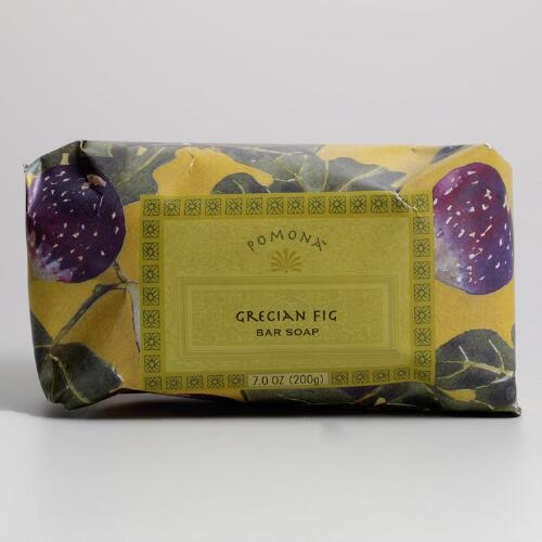 Pomona Grecian Fig Bar Soap