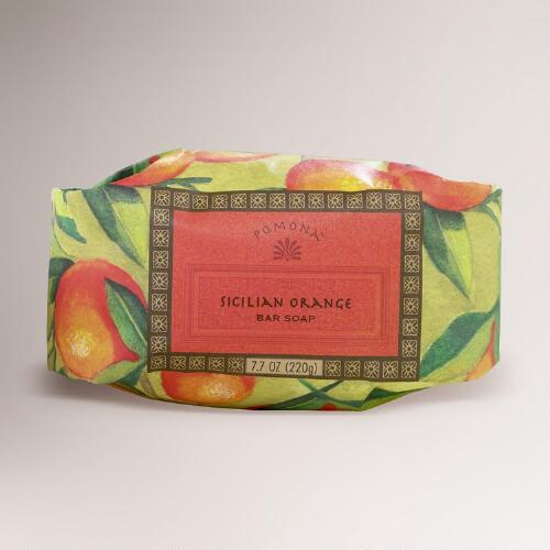 Pomona Sicilian Orange Bar Soap