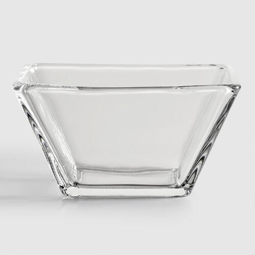 Tempo Square Tasting Bowls, Set of 4