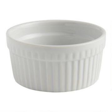 White 3.5-oz. Ramekin, Set of 4