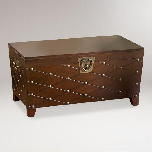Hunter Trunk Cocktail Table