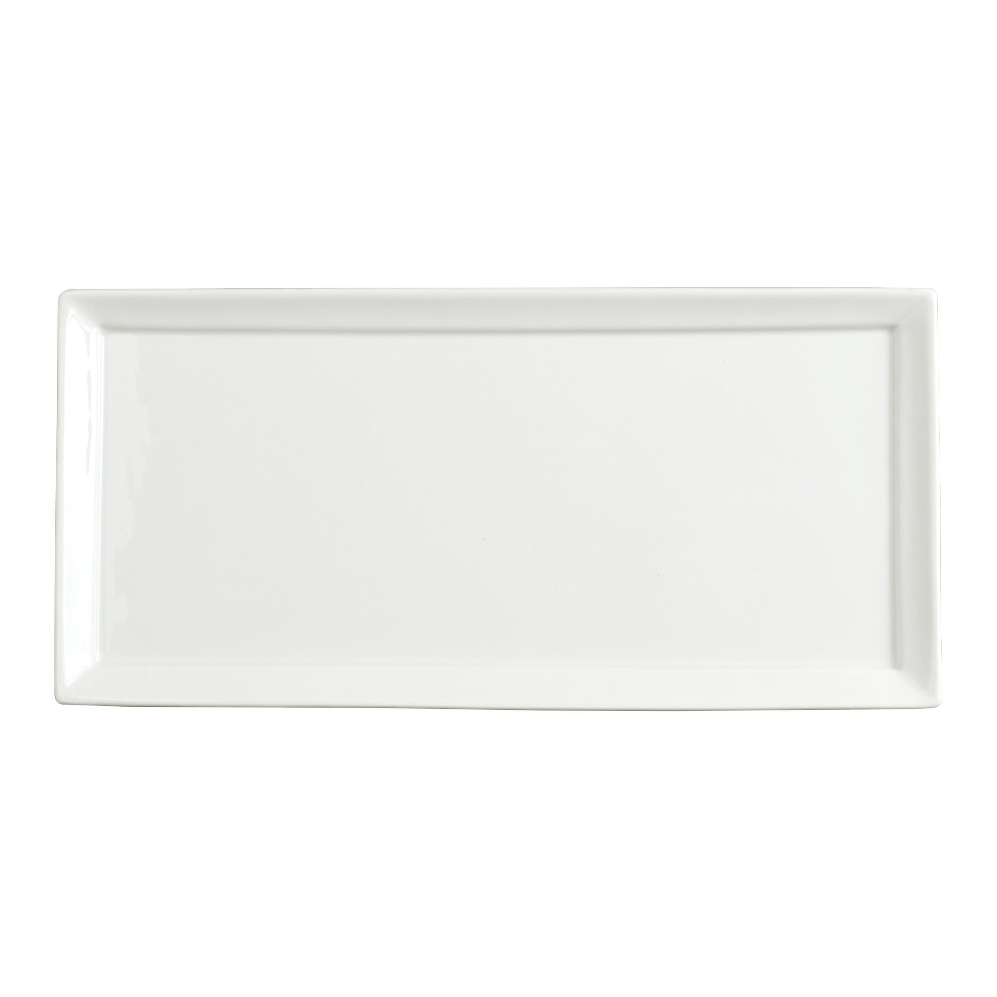 Plain White Rectangle