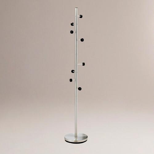 Steel Peg Coat Rack
