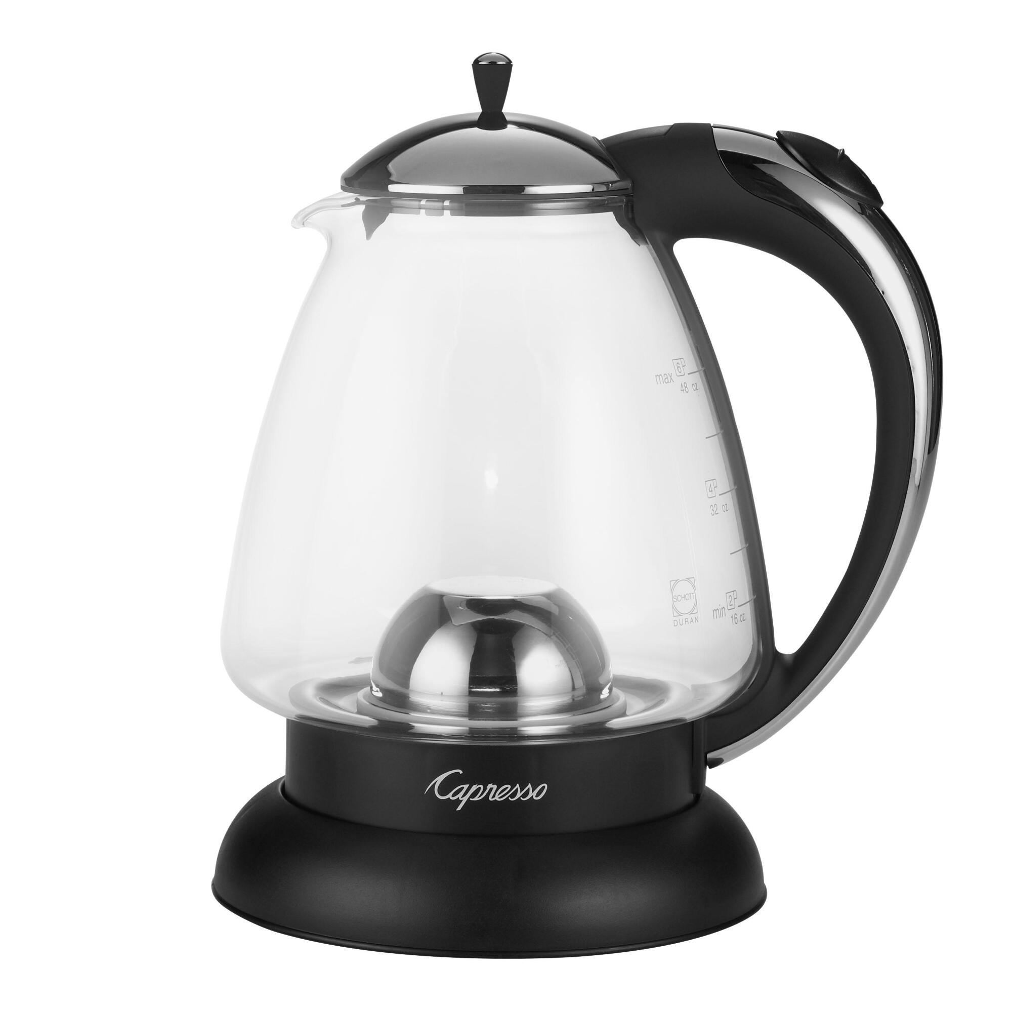 Electric Water Pot ~ Capresso electric water kettle world market