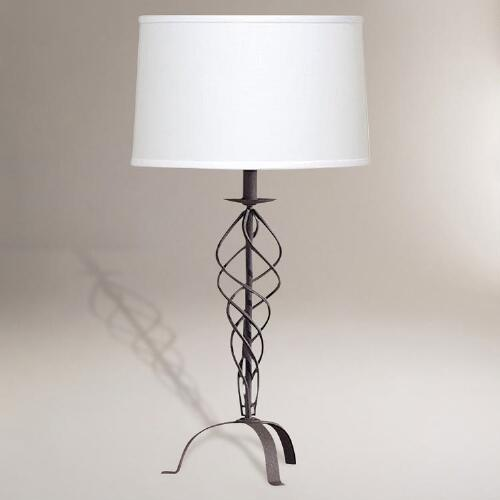 Swirl Table Lamp