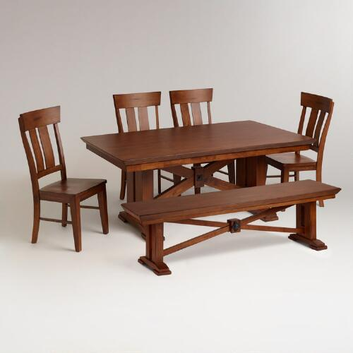 Lugano Dining Set