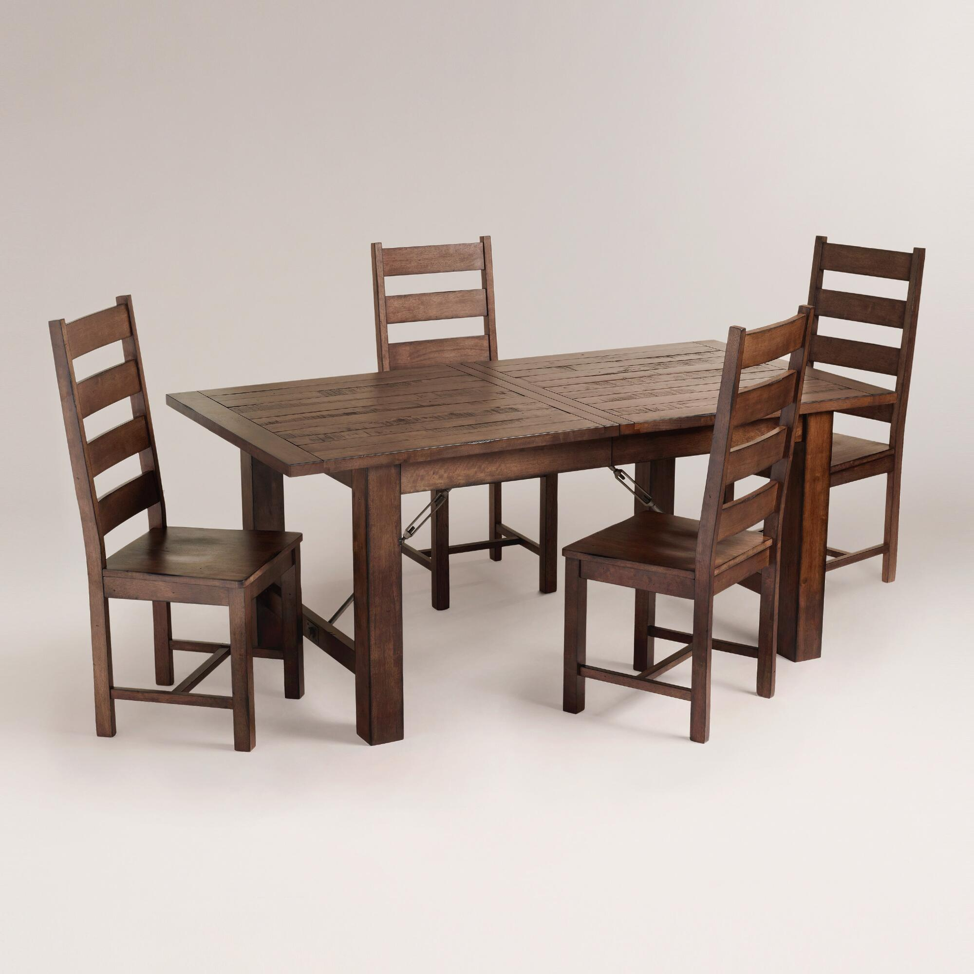 Garner dining table and chairs furniture set world market Uk home furniture market