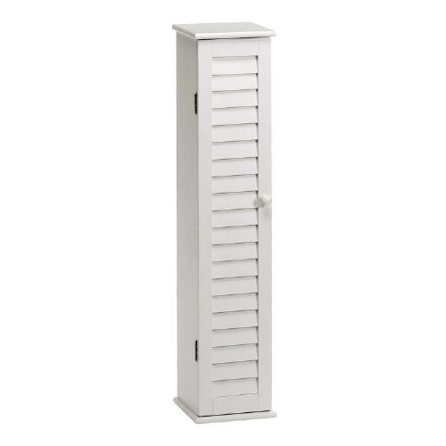 tall white cabinet white louver accent cabinet tree shops 27075