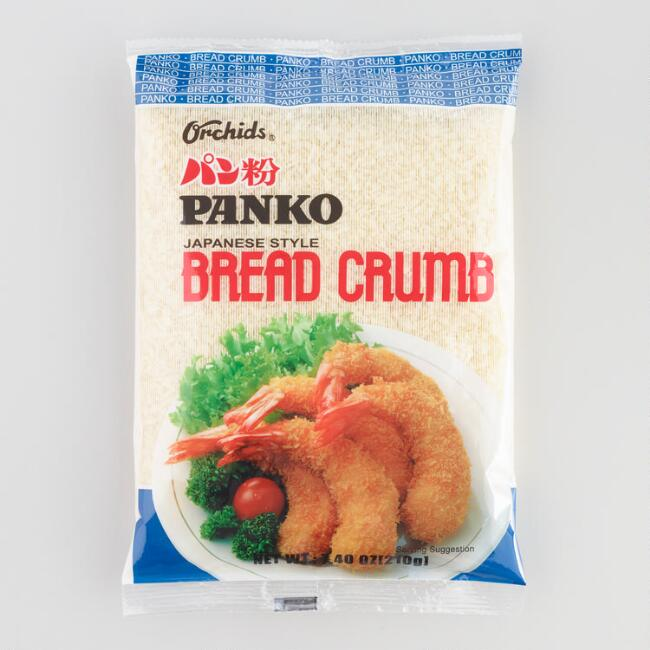 Orchid Panko Breadcrumbs, Set of 12