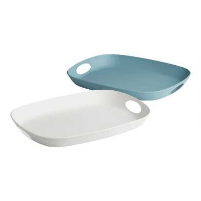 Oval Omada Serving Tray