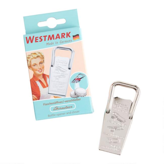 Westmark Bottle Opener and Sealer