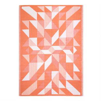 Kaleidoscope Reversible Indoor Outdoor Rio Floor Mat