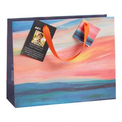Large ArtLifting Early Morning Gift Bag