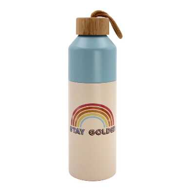 Stay Golden Insulated Stainless Steel Water Bottle