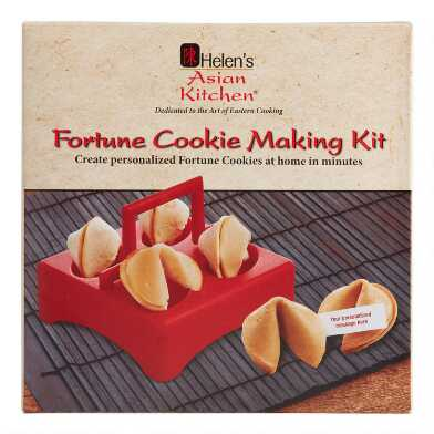Fortune Cookie Making Kit