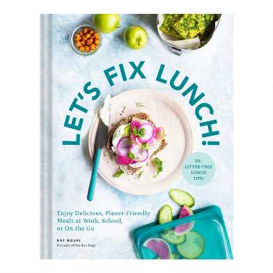 Stasher Let's Fix Lunch Cookbook