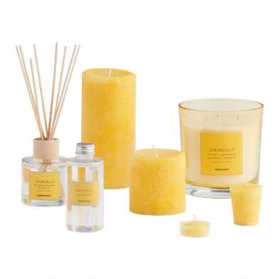 Limoncello Scented Candle Collection