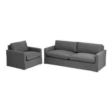 Chandler Slipcover Seating Collection