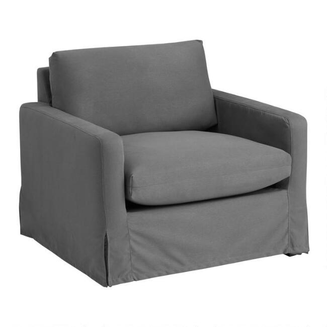 Chandler Chair Replacement Slipcovers 3 Piece Set
